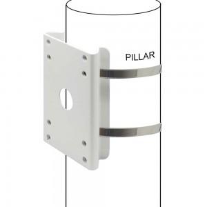 Support de montage sur poteau pour la série IP PTZ
