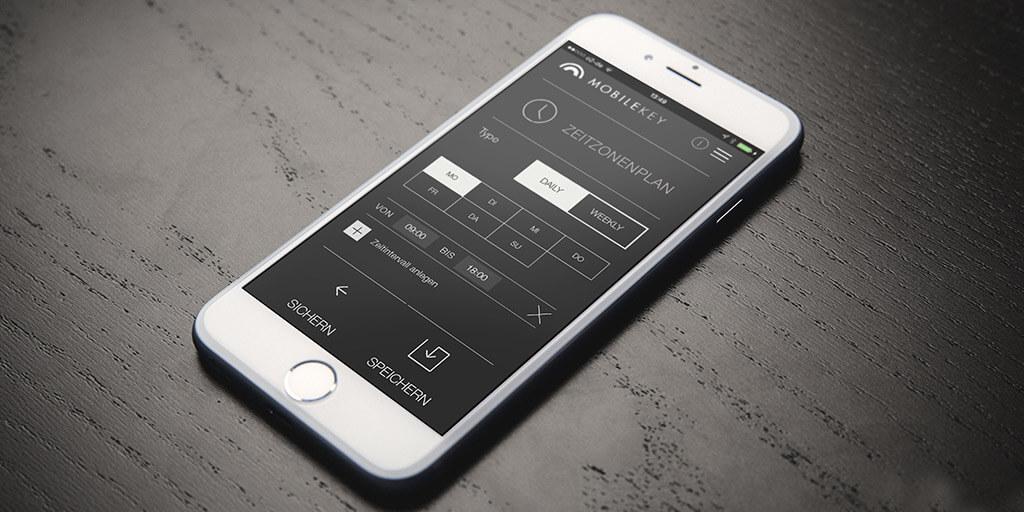 Envoyer une clé numérique à vos amis ou vos locataires.
