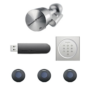 Kit MobileKey Suisse avec clavier à code
