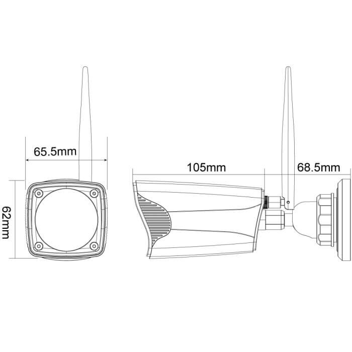 Caméra Plug & View